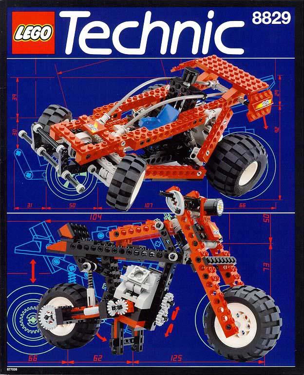 TiCi's Lego Technic und Model Team Sammlung, Stand: 20.09 ...